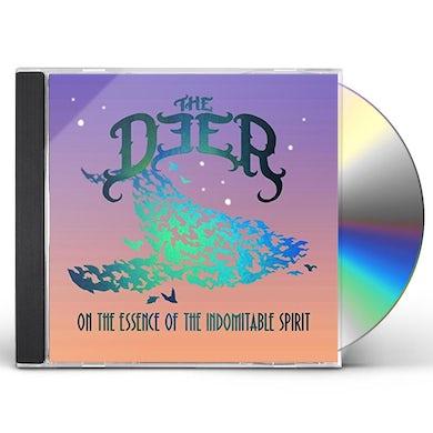 Deer ON THE ESSENCE OF THE INDOMITABLE SPIRIT CD