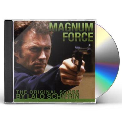 Lalo Schifrin MAGNUM FORCE - (SCORE) Original Soundtrack CD