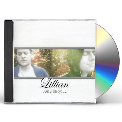 Alias & Ehren LILLIAN CD
