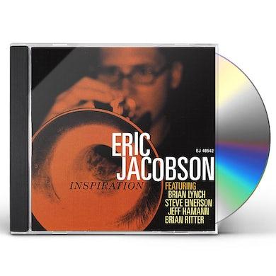 Eric Jacobson INSPIRATION CD