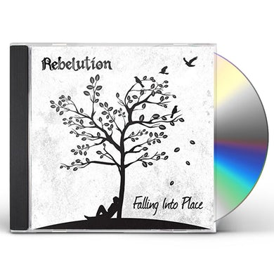 Rebelution FALLING INTO PLACE CD