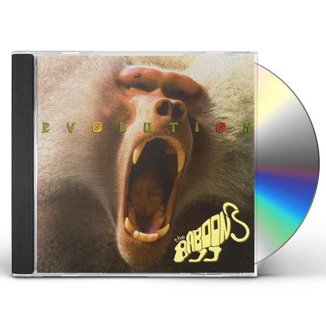 Baboons EVOLUTION CD