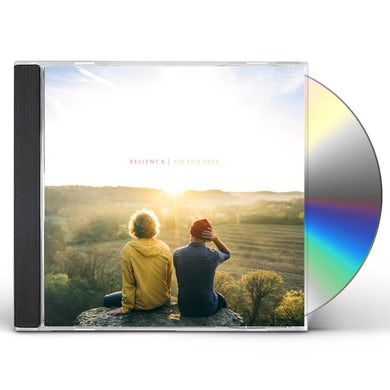 Relient K AIR FOR FREE CD