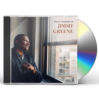Jimmy Greene WHILE LOOKING UP CD
