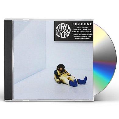 Tired Lion FIGURINE EP CD