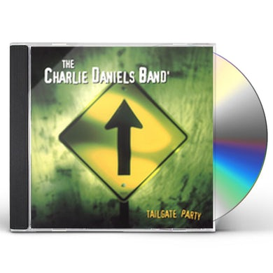 Charlie Daniels TAILGATE PARTY CD