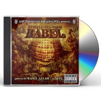 Lost Children of Babylon TOWER OF BABEL CD