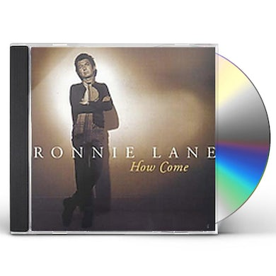Ronnie Lane HOW COME CD