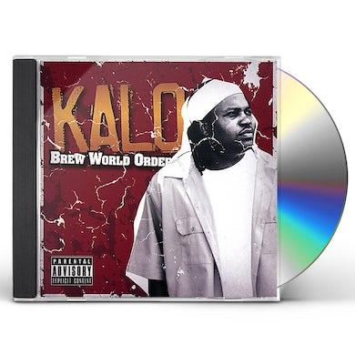 Kalo BREW WORLD ORDER CD