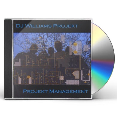 DJ Williams Projekt PROJEKT MANAGEMENT CD