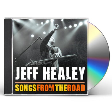 Jeff Healey SONGS FROM THE ROAD CD