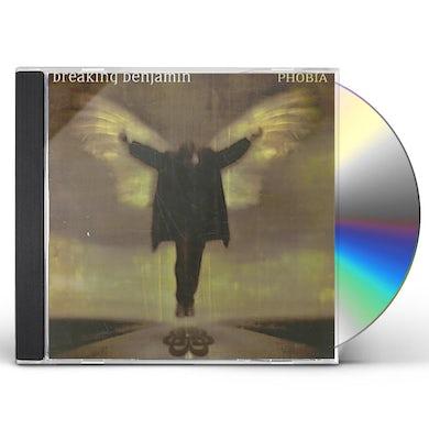 Breaking Benjamin PHOBIA CD