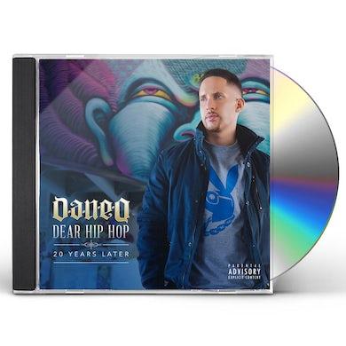 Dan-E-O DEAR HIP HOP: 20 YEARS LATER CD