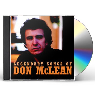 LEGENDARY SONGS OF DON MCLEAN CD