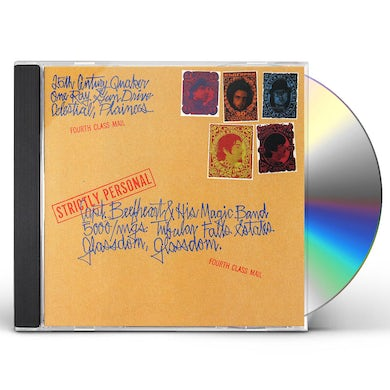 Captain Beefheart STRICTLY PERSONAL CD