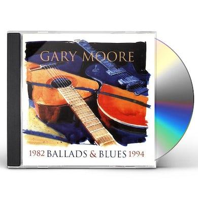 Gary Moore BALLADS & BLUES CD