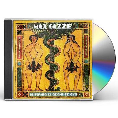 Max Gazze LA FAVOLA DI ADAMO ED EVA CD