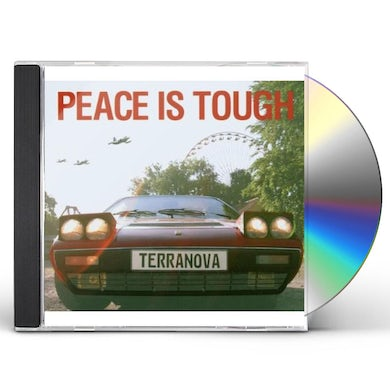 Terranova PEACE IS TOUGH CD