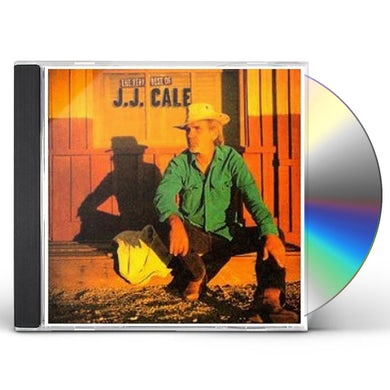 J.J. Cale DEFINITIVE COLLECTION CD