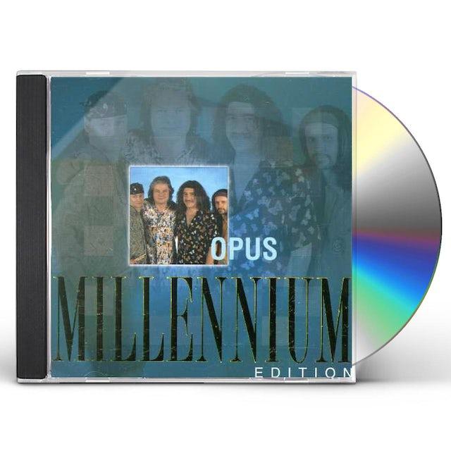 Opus MILLENNIUM EDITION CD