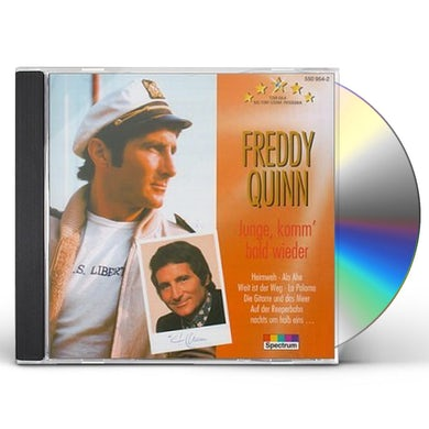 Freddy Quinn STAR GALA CD