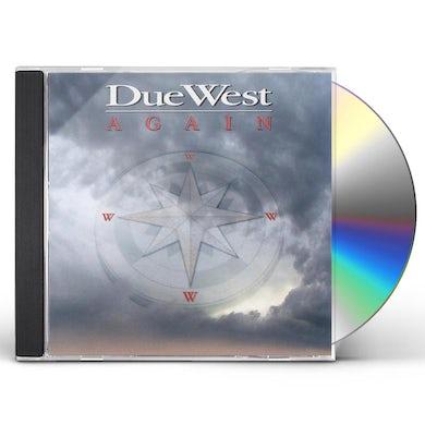 Due West AGAIN CD