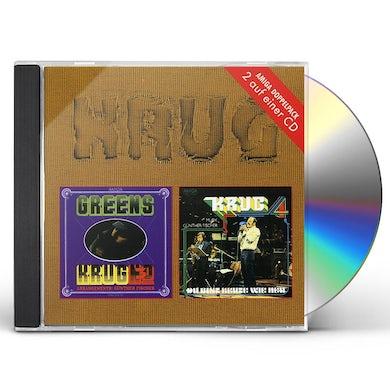 Manfred Krug GREENS: DU BIST HEUTE WIE NEU CD