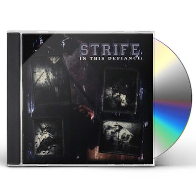 Strife IN THIS DEFIANCE CD