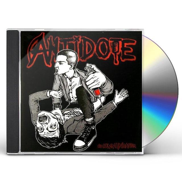 Antidote NO COMMUNICATION CD