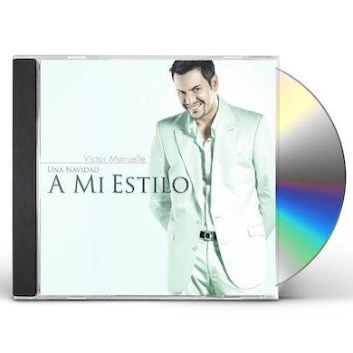 Victor Manuelle UNA NAVIDAD A MI ESTILO CD