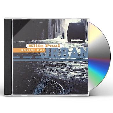 Ellis Paul URBAN FOLKSONGS CD
