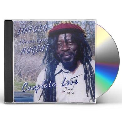 Brown Eyes COMPLETE LOVE CD