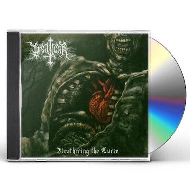 Draugar WEATHERING THE CURSE CD