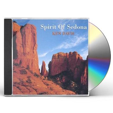 SPIRIT OF SEDONA CD