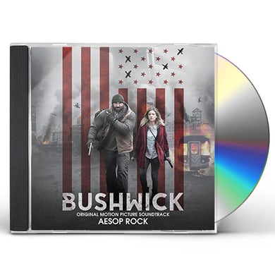 Aesop Rock BUSHWICK / Original Soundtrack CD