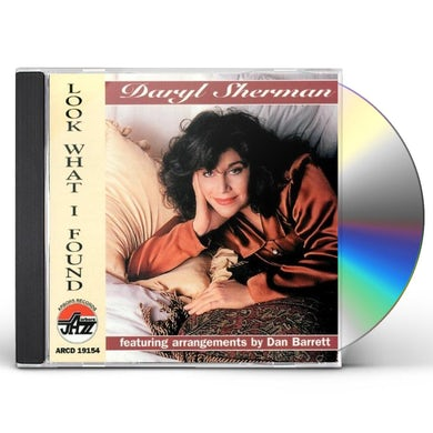 Daryl Sherman LOOK WHAT I FOUND CD