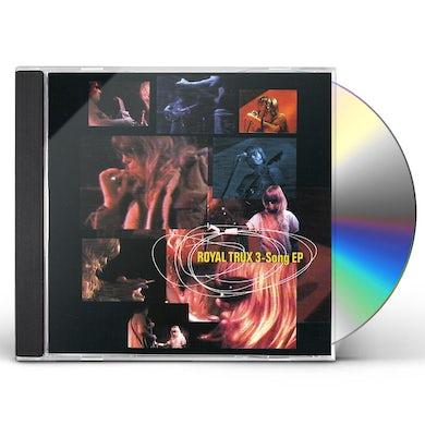 Royal Trux THREE SONG CD