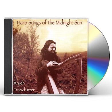 HARP SONGS OF THE MIDNIGHT SUN CD