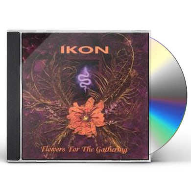 iKon FLOWERS FOR THE GATHERING CD