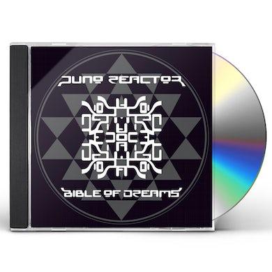 Juno Reactor BIBLE OF DREAMS CD