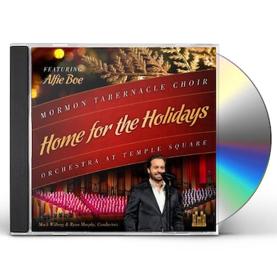 Mormon Tabernacle Choir HOME FOR THE HOLIDAYS CD