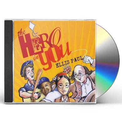 Ellis Paul HERO IN YOU CD