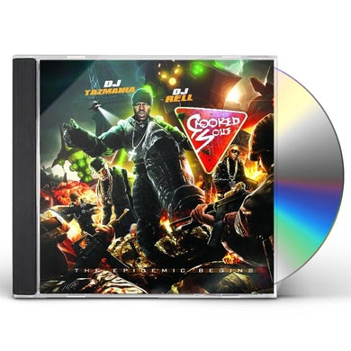 CROOKED SOUF CD
