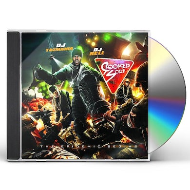 Trick Daddy CROOKED SOUF CD