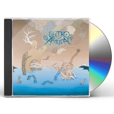 Electro Quarterstaff GRETZKY CD