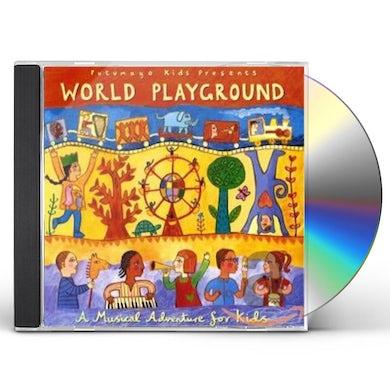 Putumayo Kids Presents World Playground CD