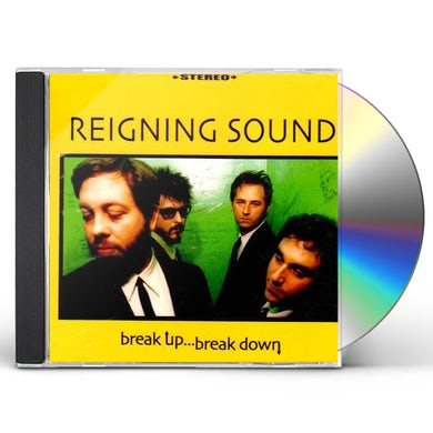 Reigning Sound BREAK UP BREAK DOWN CD