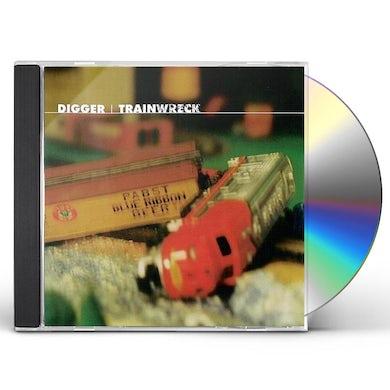 Digger TRAINWRECK CD
