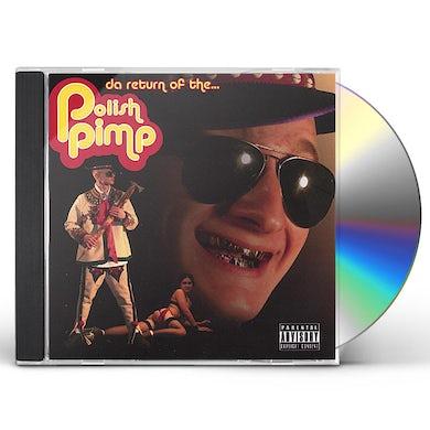 DJ INTRO DA RETURN OF THE POLISH PIMP CD