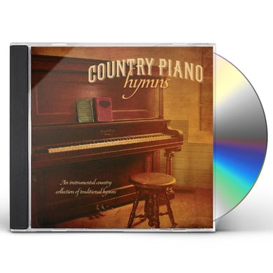 Gary Smith COUNTRY PIANO HYMNS CD
